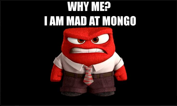 Mad at Mongo